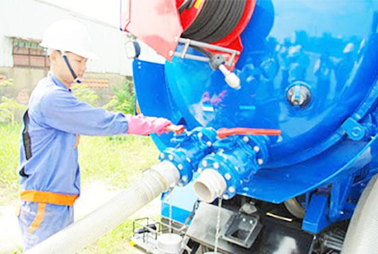 Công ty vệ sinh môi trường VIỆT IPHỐ cung cấp dịch vụ thống tắc tốt nhất hiện nay