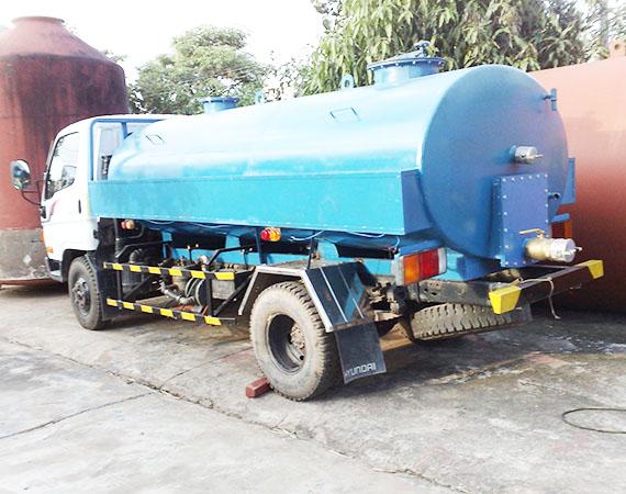 Công ty vệ sinh môi trường Vũng Tàu là đơn vị hút hầm cầu uy tín