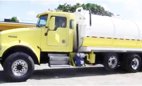 Dịch vụ hút hầm cầu chất lượng