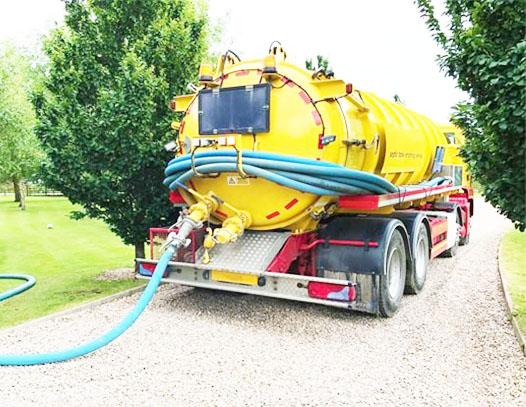 Phương pháp hút hầm cầu an toàn nhất